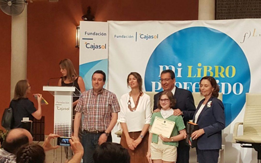 """Entrega de premios """"Mi Libro Preferido"""" – 12 de junio"""